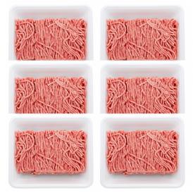 【送料無料】豚ひき肉 豚ミンチ 大容量 3kg 500g×6袋 業務用特価 豚肉 100% カナダ産 豚 挽き肉 豚挽肉 冷凍 SALE ※ ミンチ 500g×6PC 3kg