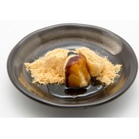 信玄公が出陣の際、非常食糧として欠かせなかった切餅にちなんで調味したものです。