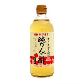 厳選された国産りんご果汁のみで造られたフルーティで香り豊かなりんご酢です。