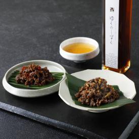 ジビエセット エゾ鹿しぐれ煮&酵素分解万能調味料7点セット