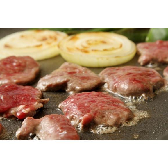 えぞ鹿 バラロース肉(ミックス) 焼肉用タレ漬け(300g×2パック)02