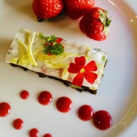 華彩る栗のガトーショコラ Gateau au chocola【KIYAMURA】