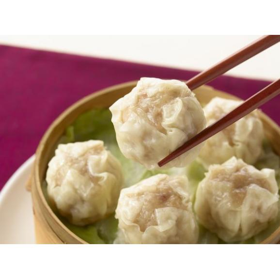 4種類の味が楽しめる  計80個のボリューム!中国料理世界チャンピオンの本格中華点心メガ盛りセット(肉まん / 黒豚生餃子 / 黒豚シウマイ / エビシウマイ)05