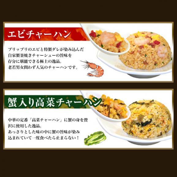 4種チャーハン&惣菜詰め合わせセット(計8商品/合計55個)【全国送料無料】04
