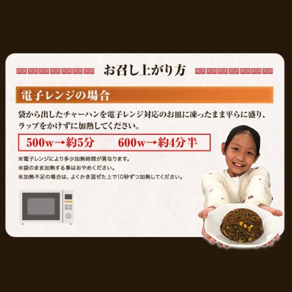 4種チャーハン&ワンタンスープセット(計5商品/合計25個)【全国送料無料】06