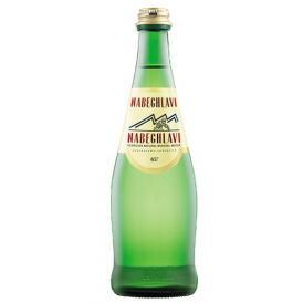 ナベグラヴィ【スパークリング・ミネラルウォーター】(ガラス瓶)500ml×12本入り