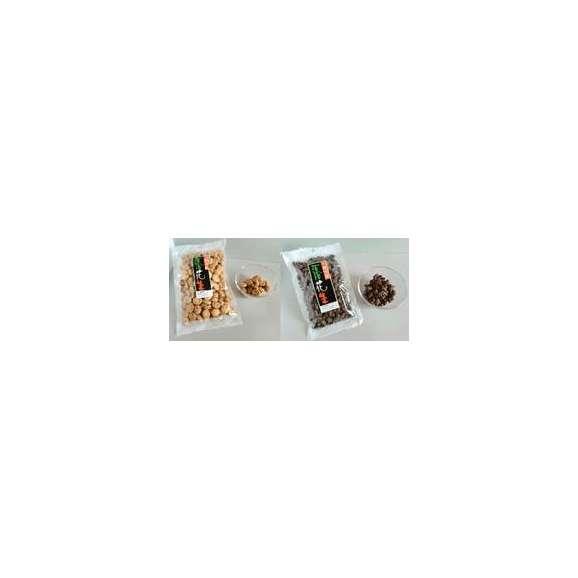 宮野ピーナッツの甘納豆3袋とイカ小判3袋の6袋セット01