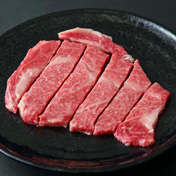 特選A5等級神戸牛リブロース焼肉800g01