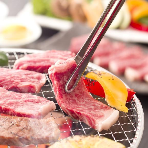 特選A5等級神戸牛リブロース焼肉800g04