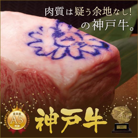 特選A5等級神戸牛ハンバーグ150g×3個05