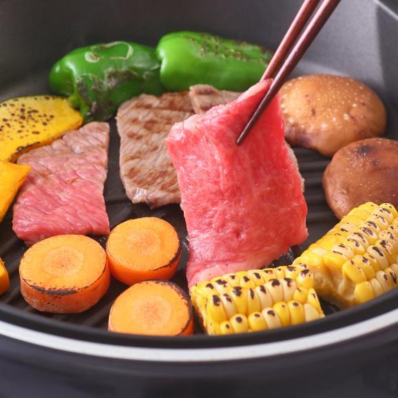 特選A5等級神戸牛リブロース・ランプ焼肉セット 400g02