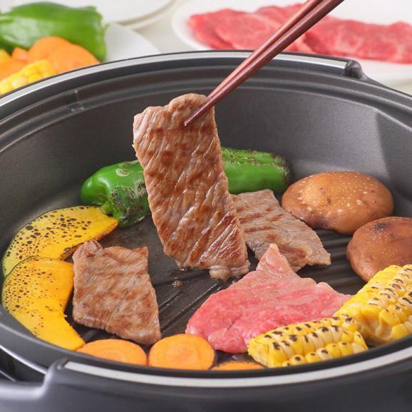 A5等級 神戸牛 BBQ・焼肉 セット (赤身・ ロース・カルビ) 500g02
