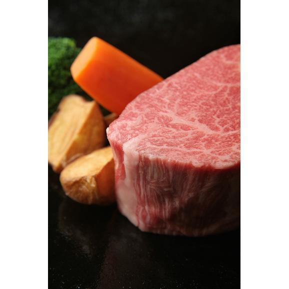 最高級黒毛和牛ヒレステーキ(レギュラーカット)セット 2枚入り02