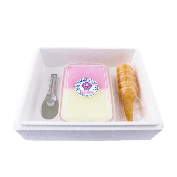 お試し!児玉冷菓のババヘラアイスセット02