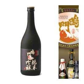 本家松浦酒造 鳴門鯛 純米吟醸原酒 720ml
