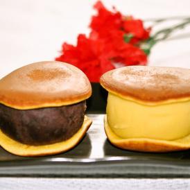 おもてなしの和菓子 まんぷくどら焼き 三島ブランド認定の究極どら焼き