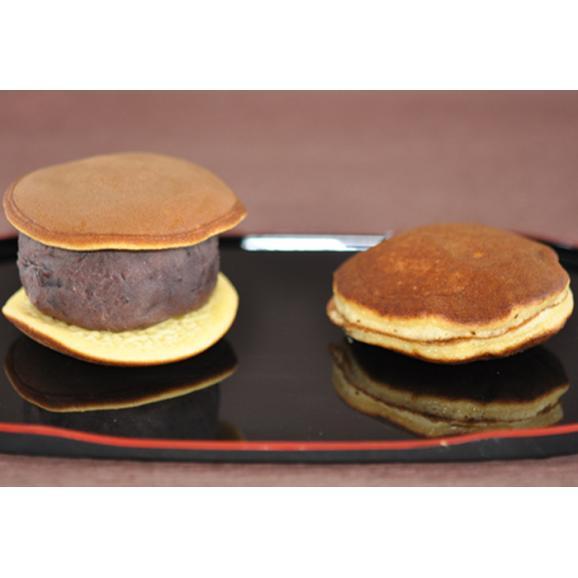おもてなしの和菓子 まんぷくどら焼き 三島ブランド認定の究極どら焼き 03