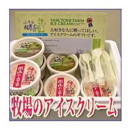 【送料無料】ちいさな酪農家のまじめなアイスクリーム