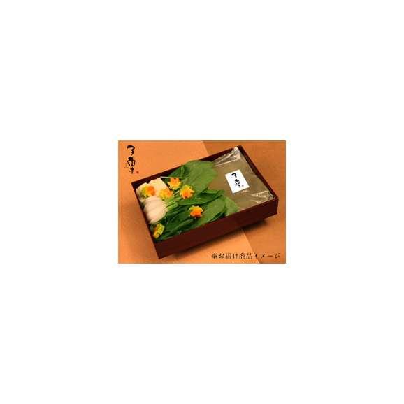 すっぽん京野菜鍋02