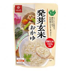はくばく 発芽玄米おかゆ (250g)