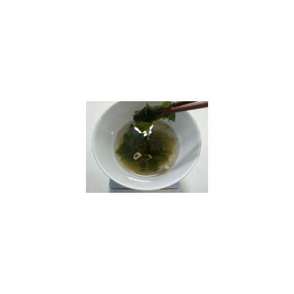 とろろわかめスープ60g [15杯分]簡単海藻スープ03