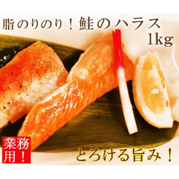 <鮭はらす>1kg!!おつまみに、お弁当に!!(さけ・サケ・しゃけ)【冷凍便同梱可】01