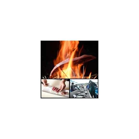◆送料無料◆魚屋さんが作った国産鰹のたたきセット(特製タレ付・約10人前/約950g~1050g)《冷凍便・同梱可》【お歳暮ギフト/御祝/内祝/】【刺身、メガ盛り、かつおのたたき】02