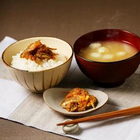 相撲界に伝わる伝統の味、にんにくとじゃこの旨みをたっぷり詰め込んだ、大人気のニンニクみそ3個セット