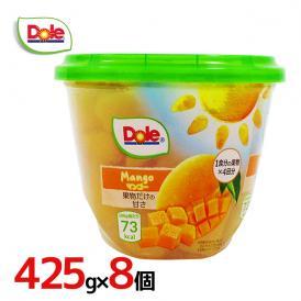 """タイ """"dole フルーツパック マンゴー"""" 425g×8個"""