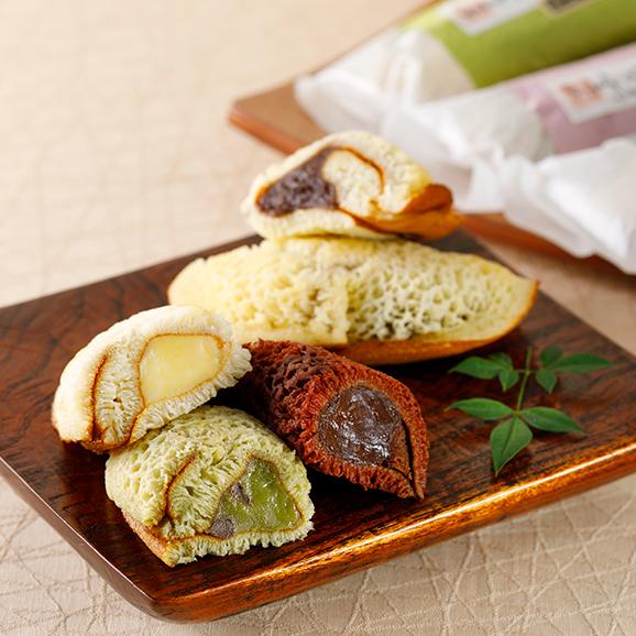 いろはに美味すずめ くらしき御菓子箱 四季づつみ01