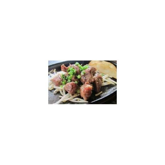 黒豚 /黒豚サイコロステーキ/ 豚肉 黒豚 豚 ぶた02