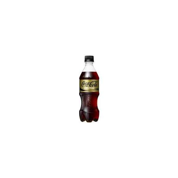 コカ・コーラゼロフリー500mlPET 24本入り01