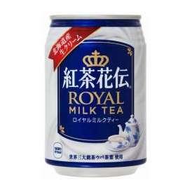 紅茶花伝ロイヤルミルクティ280mlPET 24本入り カナダ