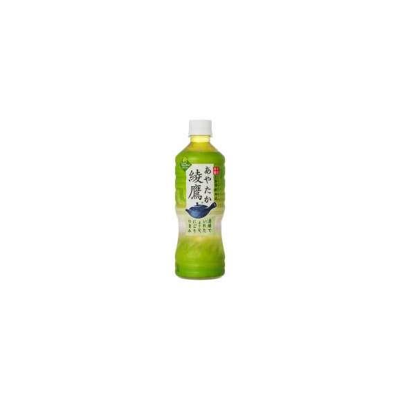 綾鷹-525mlPET 24本入り お茶01