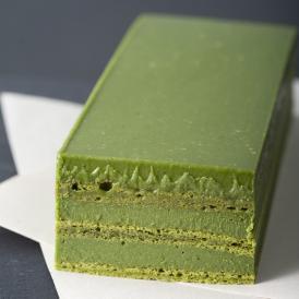 抹茶生千代古齢糖ケーキ(抹茶生チョコレートケーキ)【木箱入り】