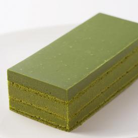 抹茶生千代古齢糖ケーキ