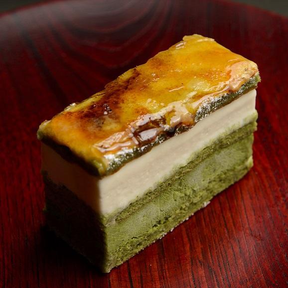 京はやしや 抹茶のサンマルク02