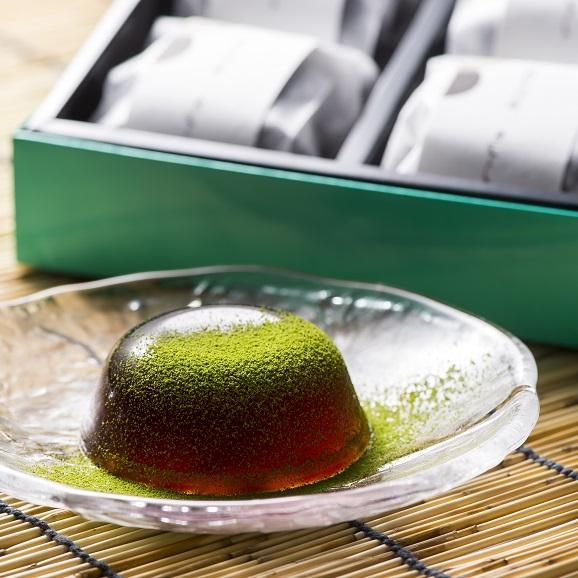 水菓子ギフト「凛(りん)」黒わらび餅6個入り01