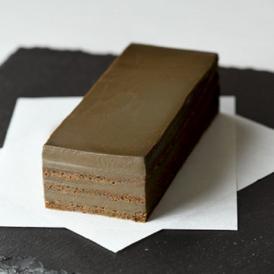 焙茶生千代古齢糖ケーキ