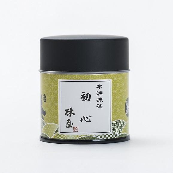 抹茶/初心(40g缶)01