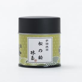 抹茶/松の齢(40g缶)