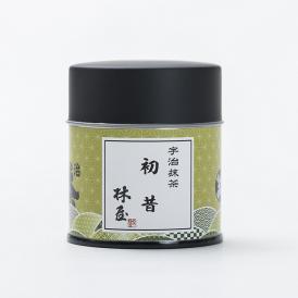 抹茶/初昔(40g缶)