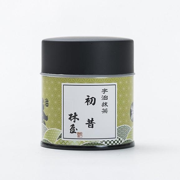 抹茶/初昔(40g缶)01
