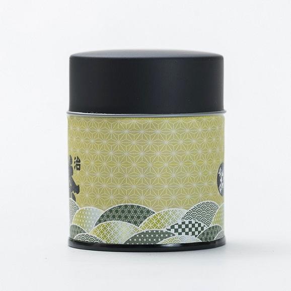 抹茶/薄茶 旭日の白(40g缶)01