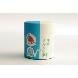 抹茶ミルクの素(缶・200g)
