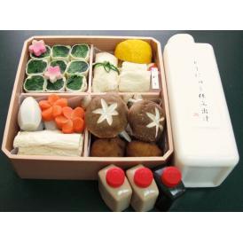 精進豆乳ゆば鍋(2人前)