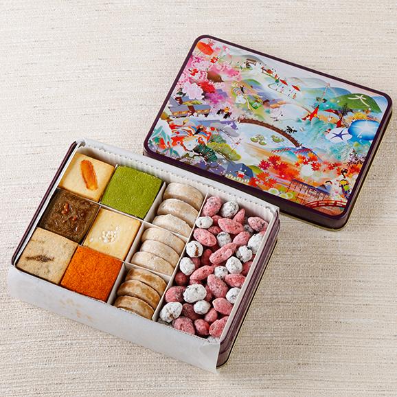 京都・紫野クッキー 京のかおり01