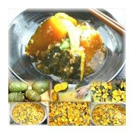 南瓜のそぼろ煮 1袋 敬老の日 惣菜 お惣菜 おかず お試し セット 冷凍 無添加 お弁当