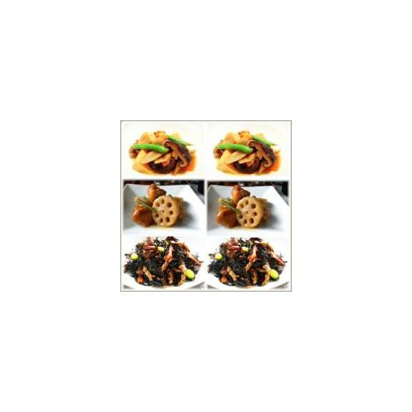 6点盛りFセット敬老の日惣菜お惣菜おかずお試しセット冷凍無添加お弁当