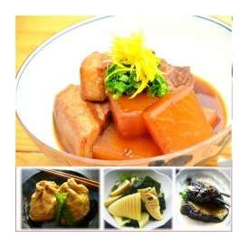 京惣菜4点盛りIセット 敬老の日 惣菜 お惣菜 おかず お試し セット 冷凍 無添加 お弁当